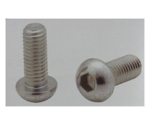 6角棒穴付ボタンボルト (10個) CSDM8X12P-3C