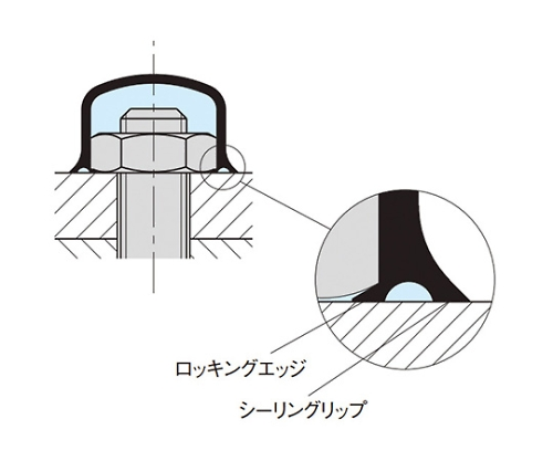 プロテクションキャップ(20個入) SW30-1-G34