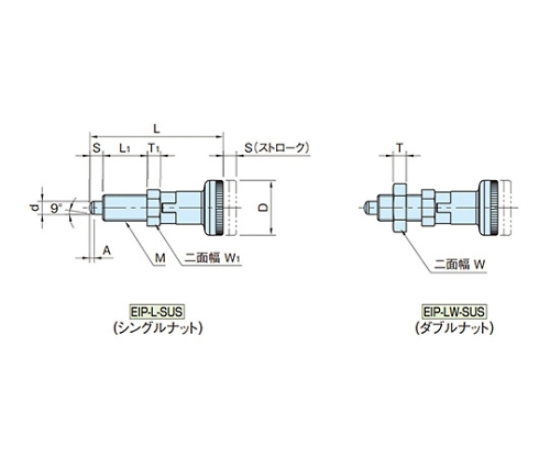 エンプラインデックスプランジャー