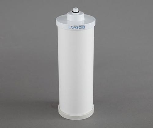 TOAS-1/TOAS-N1/LOAS-0/LOAS-N0用 交換カートリッジ(抗菌性活性炭) LOASC-0
