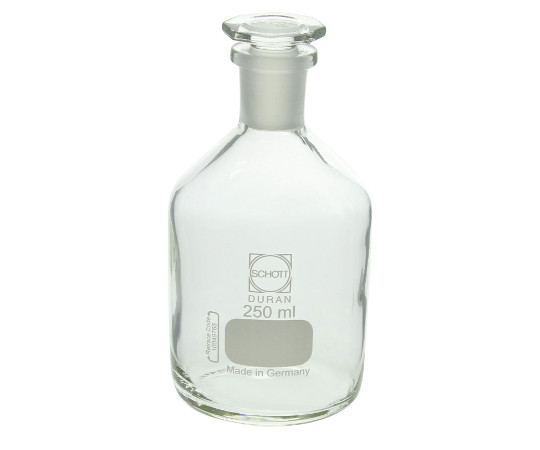 Reagent Bottle DURAN 250mL 017030-2501A