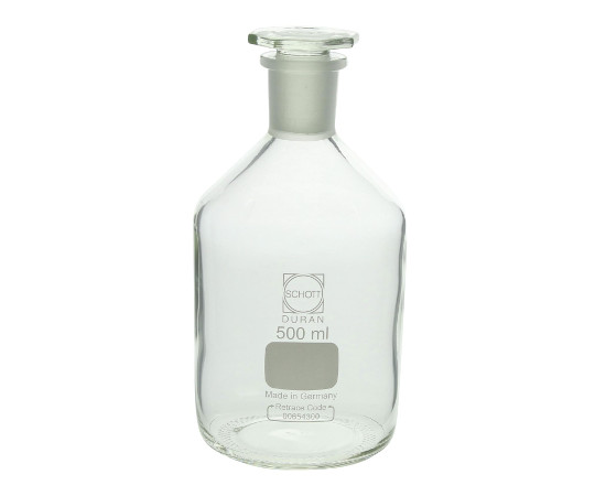 Reagent Bottle DURAN 500mL 017030-5001A