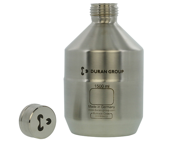 Stainless Steel Bottle with Cap (UN Standards) 1.5L 017200-1501