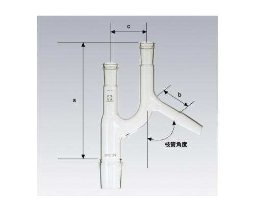 SPC連結管 クライゼン形