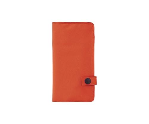 SMART FIT ペンケース 4オレンジ A-7585 A7585-4