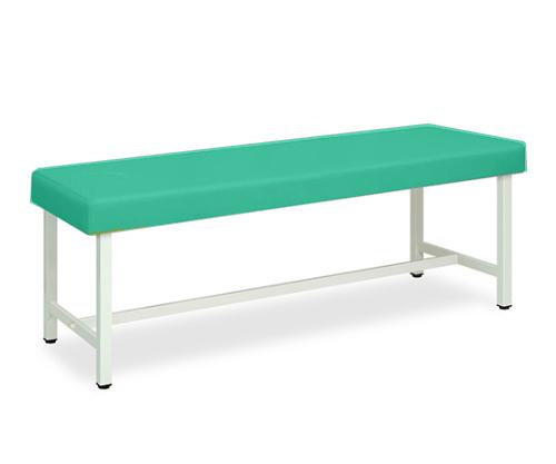チャイズ 幅60×長さ150×高さ55cm ライトグリーン TB-452