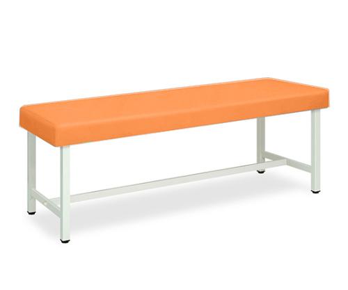 チャイズ 幅60×長さ150×高さ60cm オレンジ TB-452