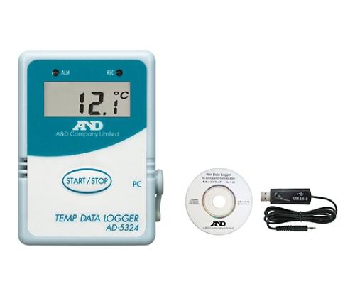 Temperature Data Logger AD-5324SET AD5324SET
