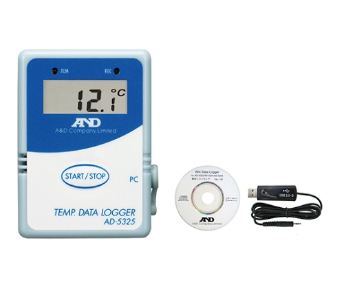 Temperature Data Logger AD-5325SET AD5325SET