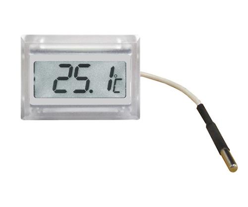 組込み型温度計