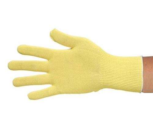 クリーン用耐切創インナー手袋 15ゲージ・ロング(10双入り) クリーンパック品 MT901-CP-LL