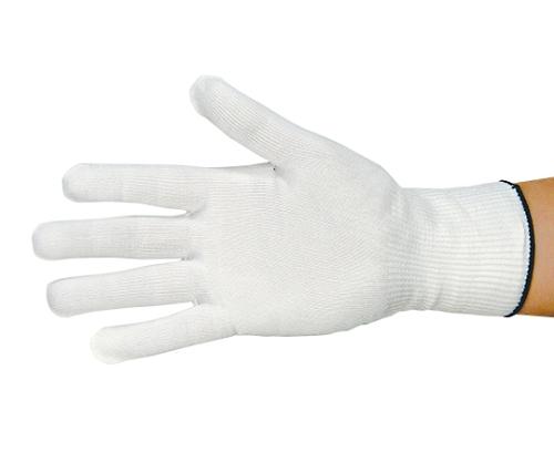 クリーン用耐切創インナー手袋 15ゲージ・ロング(10双入り) MT926-M