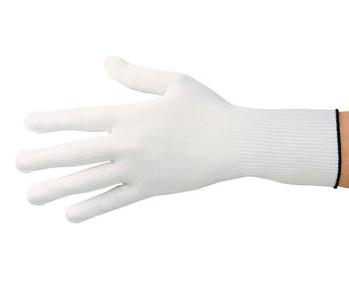 クリーン用耐切創インナー手袋 15ゲージ・ロング(10双入り) MT926-LL