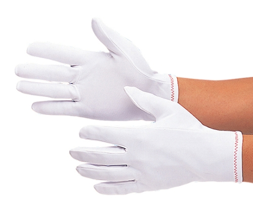 低発塵新縫製手袋(10双入り) MX105-LL