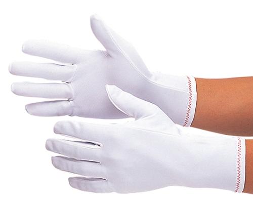 低発塵新縫製手袋・ロング(10双入り)) MX106-M