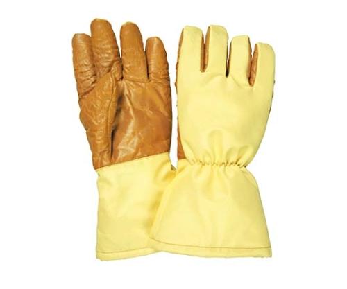 500℃対応クリーン用耐熱手袋 MZ651