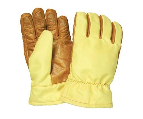 500℃対応クリーン用耐熱手袋 クリーンパック品 MZ654-CP