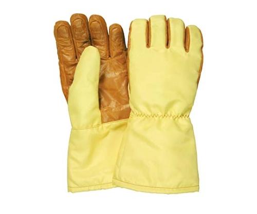 500℃対応クリーン用耐熱手袋 クリーンパック品 MZ655-CP