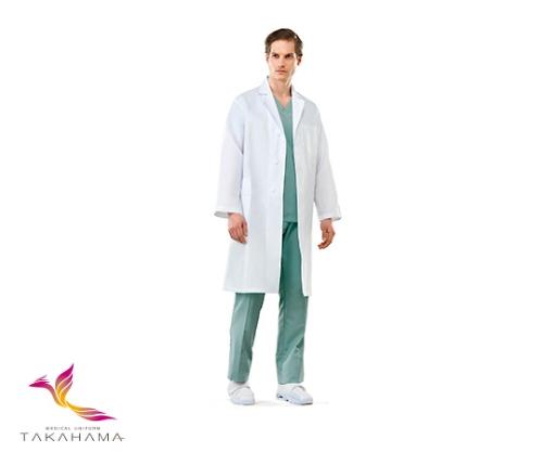 男子診察衣 長袖 CP0401