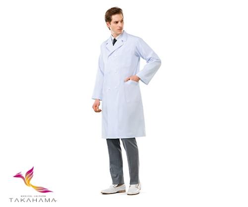 男子診察衣 長袖 CP0901