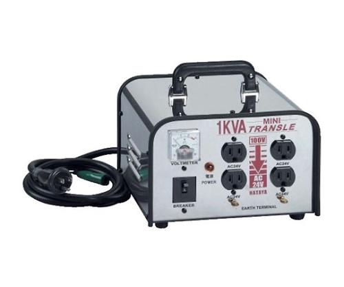 ミニトランスル 1.0KVA低電圧型 LV-24V
