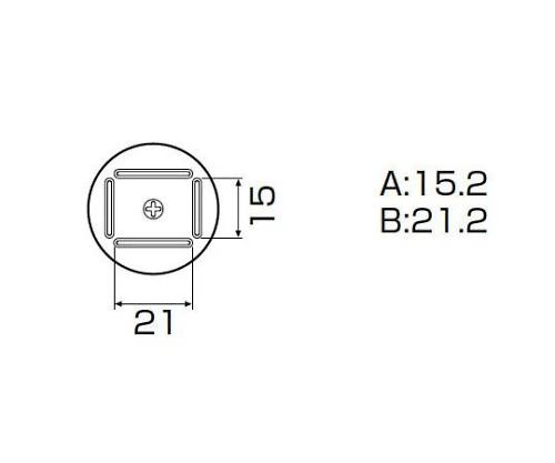 SMDリワーク用ノズル QFP 14×20mm A1128B