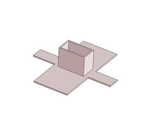 SMDリワーク用ノズル IC14・16ピン