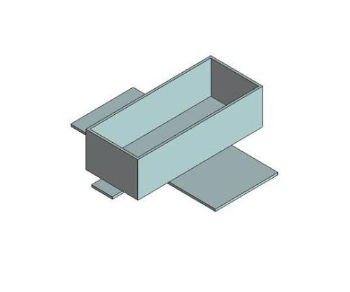 SMDリワーク用ノズル IC64ピンシュリンク A1154