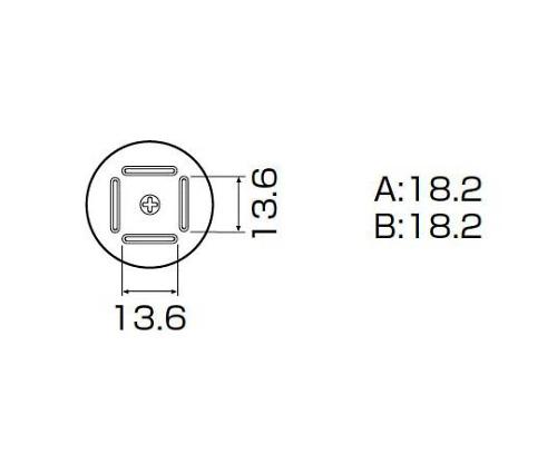 SMDリワーク用ノズル BQFP 17mm×17mm A1180B