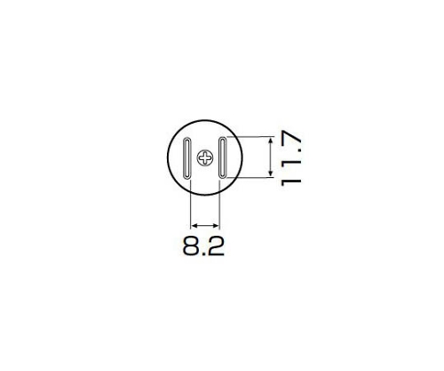 SMDリワーク用ノズル SOP7.6X12.7用 A1258B