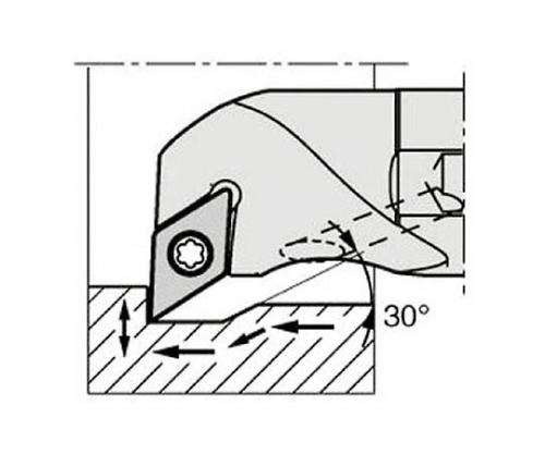 内径加工用ホルダ A20RSDUCL1127AE