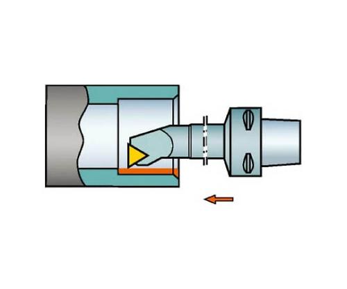 コロマントキャプト コロターン107用カッティングヘッド C3STFCL1106511B1