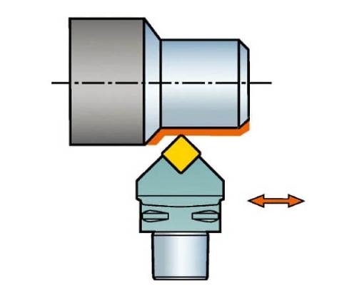 コロマントキャプトコロターンRCセラミックチップカッティングヘッド C5DSDNN00060122