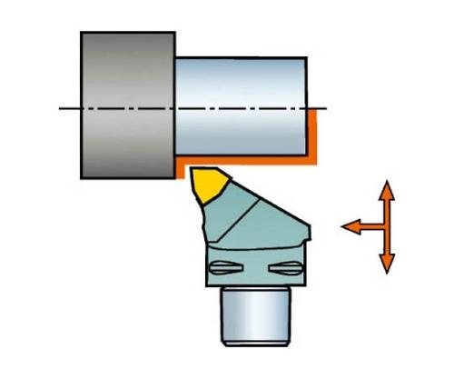 コロマントキャプト コロターンRC用カッティングヘッド C5DWLNL1709008