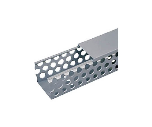 Dタイプ配線ダクト(PVC製 鉛フリー) ライトグレー D1X4LG6