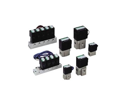 圧縮空気用直動式2ポート電磁弁(ジャスフィットバルブ)