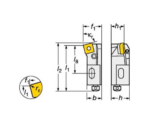 T-Ma× P ネガチップ用カートリッジ