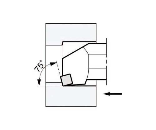 内径加工用ホルダ SPKセラミック S40TCSKNL12IK7