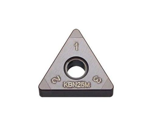 旋削用チップ KBN25M コーティングCBN TNGA160401S01225ME