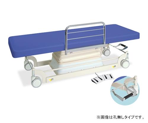 有孔垂直電動EWタイプ 幅70×長さ190×高さ49~82cm 抹茶 TB-1143U