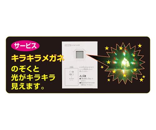 光のハーモニー/おどる光遊ぶかげ(ゆらぎ灯付) 13657