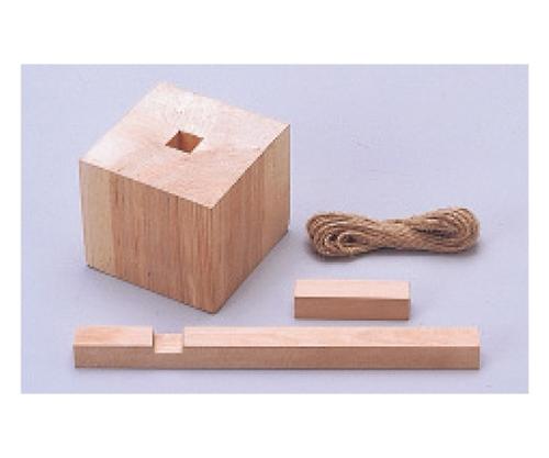 [取扱停止]木製 頭像芯 23612