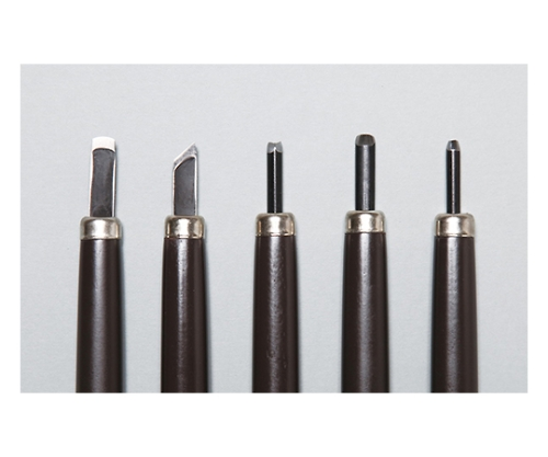 [取扱停止]ウッディ彫刻刀 5本組(右用) 32271