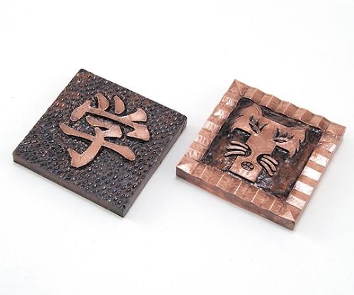 [取扱停止]銅メタルレリーフ板