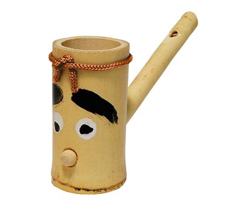 [取扱停止]水笛(竹製玩具) 37055