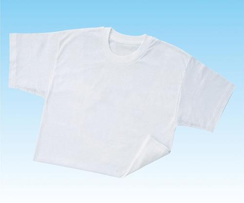 [取扱停止]Tシャツ 白 J(8~10才用)