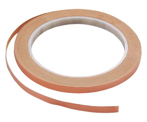 [取扱停止]銅テープ(6mm巾×32m巻)S 38121