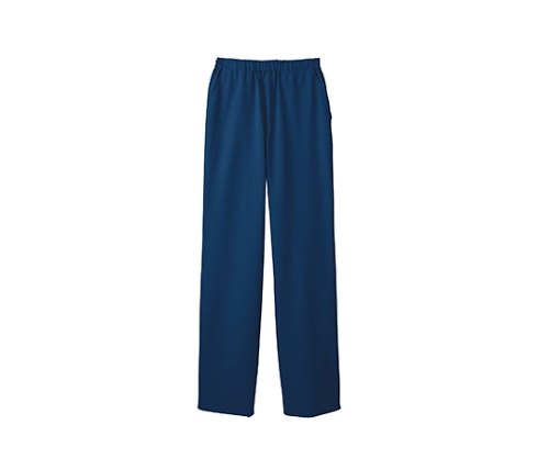 パンツ 男女兼用ダークブルー 72-1164 S