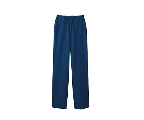 パンツ 男女兼用ダークブルー 72-1164 M