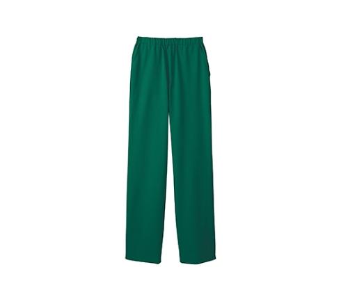 パンツ 男女兼用 ダークグリーン 72-1168